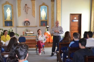 Francisco Rocha apresenta a vocação familiar
