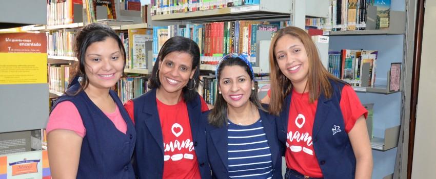 Equipe da Biblioteca Central