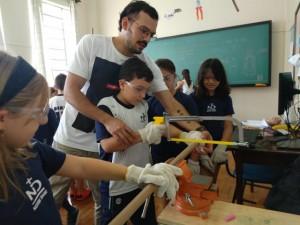 Facilitador é responsável por orientar os estudantes e seus projetos