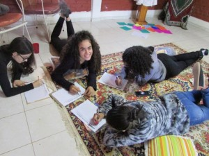 Adolescentes preparam Projeto de Vida Pessoal